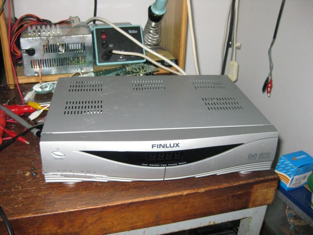 Finlux DVB-T 420