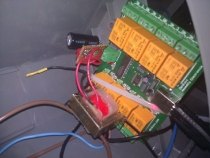 USB-Relekortti