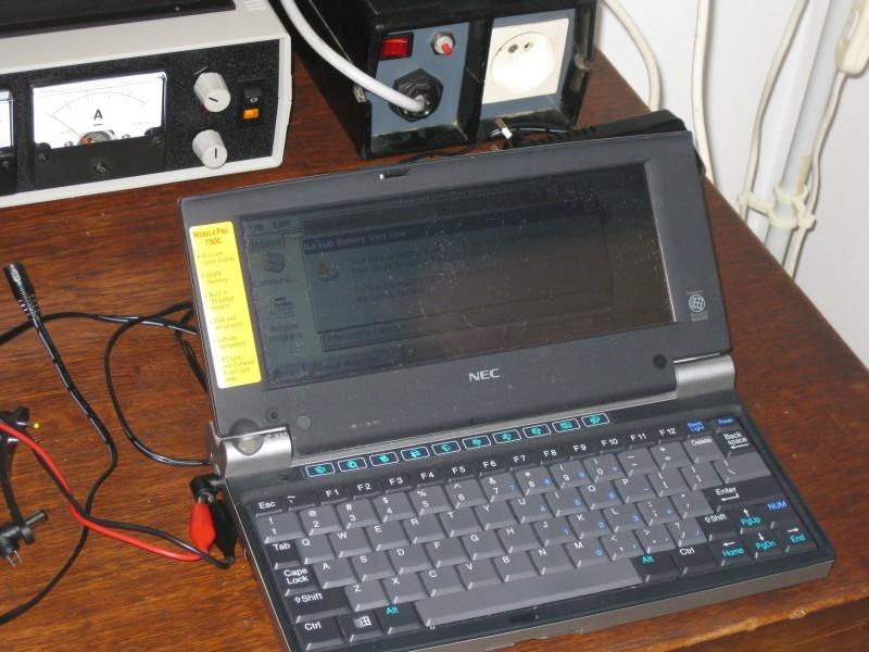 NEC 750C